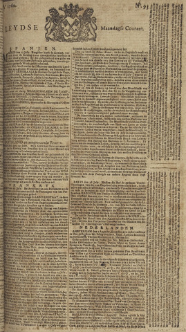 Leydse Courant 1760-08-04