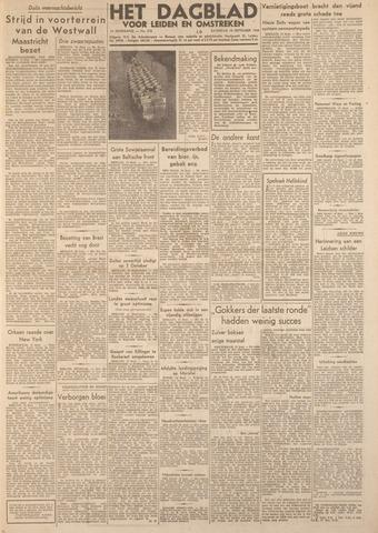 Dagblad voor Leiden en Omstreken 1944-09-16