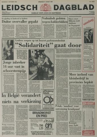 Leidsch Dagblad 1982-10-11