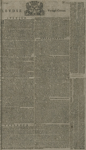 Leydse Courant 1749-10-17
