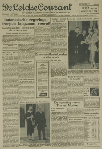 Leidse Courant 1958-05-09