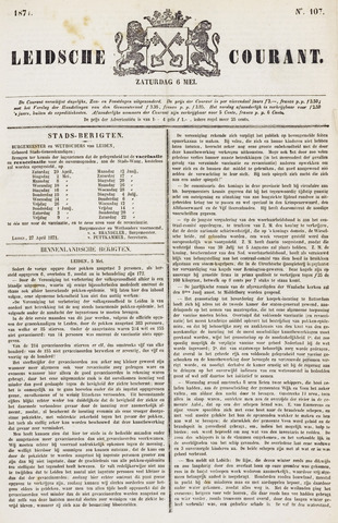Leydse Courant 1871-05-06