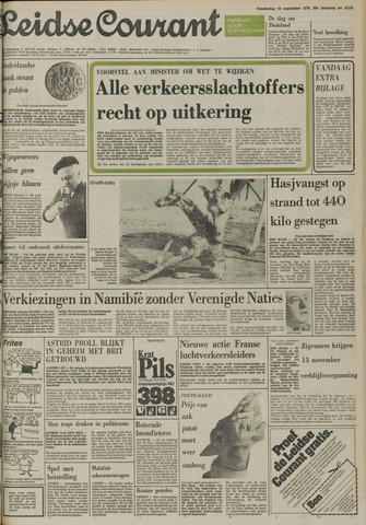 Leidse Courant 1978-09-21