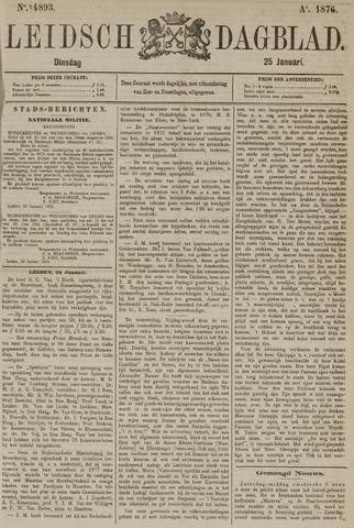 Leidsch Dagblad 1876-01-25