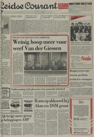 Leidse Courant 1985-04-13