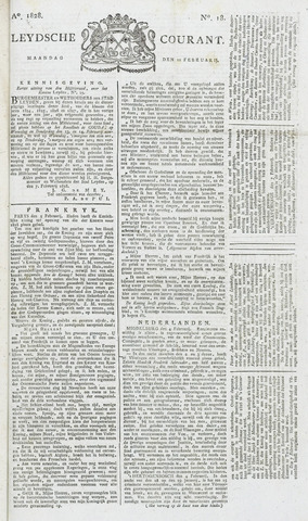 Leydse Courant 1828-02-11