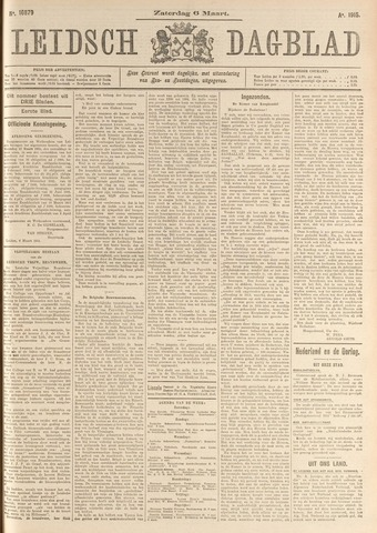 Leidsch Dagblad 1915-03-06