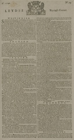 Leydse Courant 1740-07-01