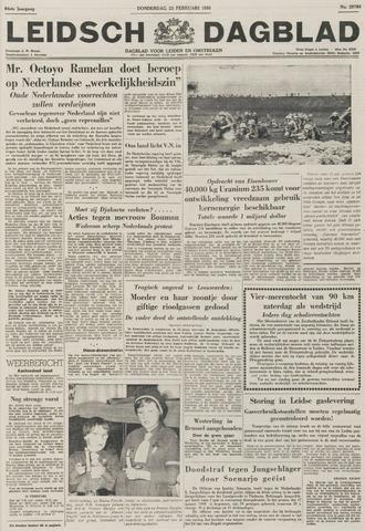 Leidsch Dagblad 1956-02-23