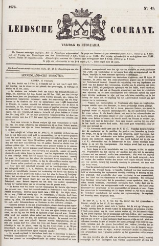 Leydse Courant 1876-02-18