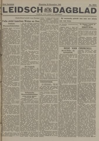 Leidsch Dagblad 1942-11-30