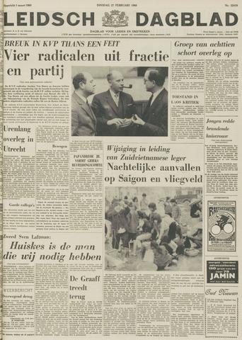 Leidsch Dagblad 1968-02-27