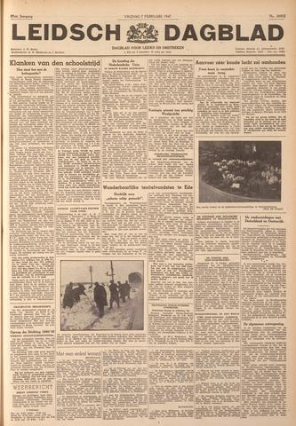 Leidsch Dagblad 1947-02-07