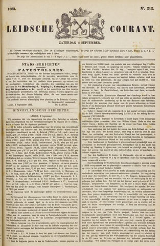 Leydse Courant 1883-09-08