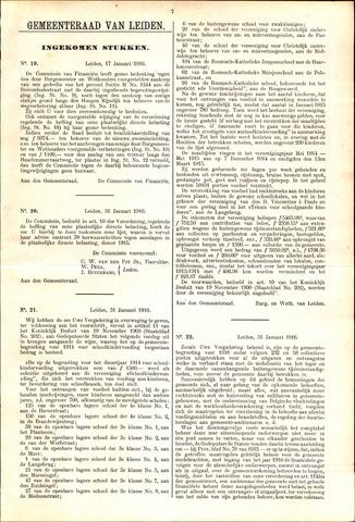 Handelingen van de Raad 1916-01-17