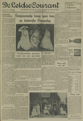 Leidse Courant 1958-09-16