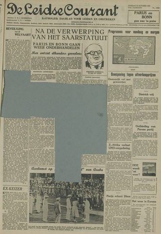 Leidse Courant 1955-10-25
