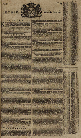 Leydse Courant 1779-01-29