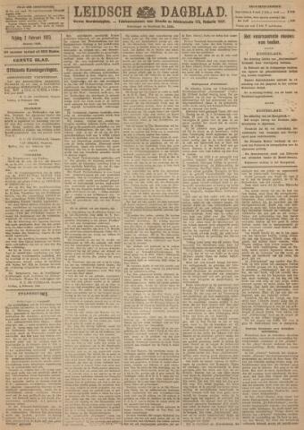 Leidsch Dagblad 1923-02-02