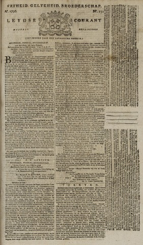 Leydse Courant 1796-10-31
