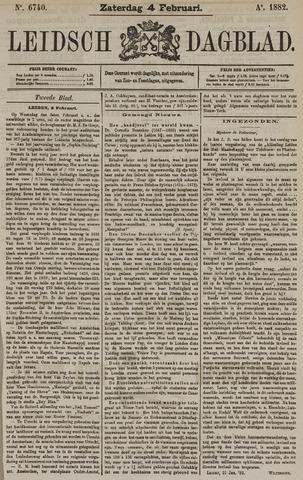 Leidsch Dagblad 1882-02-04