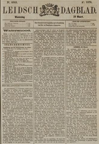Leidsch Dagblad 1876-03-29