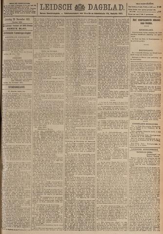 Leidsch Dagblad 1921-11-26