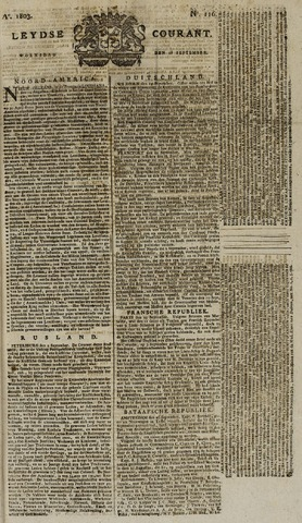 Leydse Courant 1803-09-28