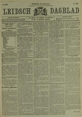 Leidsch Dagblad 1909-10-05
