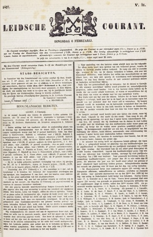 Leydse Courant 1877-02-06