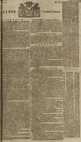 Leydse Courant 1770-09-28