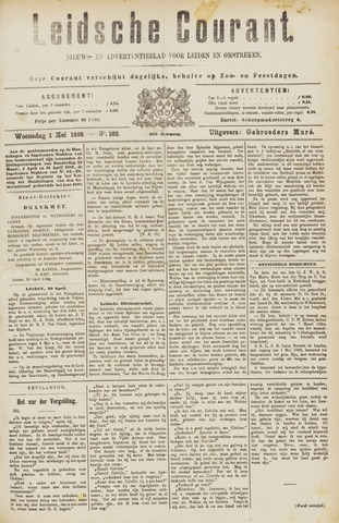 Leydse Courant 1889-05-01