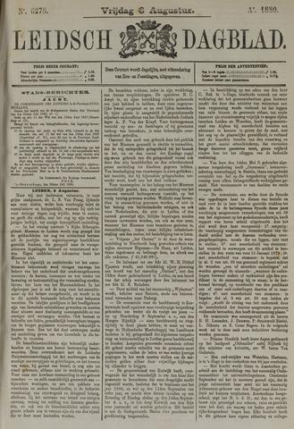 Leidsch Dagblad 1880-08-06