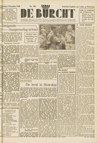 De Burcht 1945-12-04