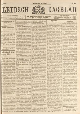 Leidsch Dagblad 1915-06-08