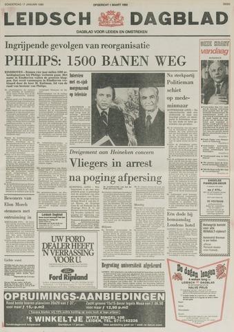 Leidsch Dagblad 1980-01-17