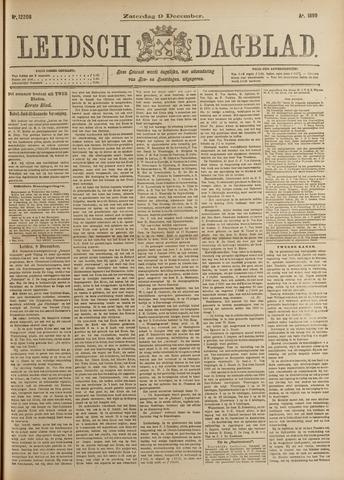 Leidsch Dagblad 1899-12-09