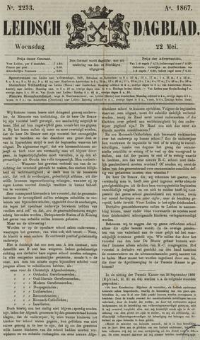 Leidsch Dagblad 1867-05-22