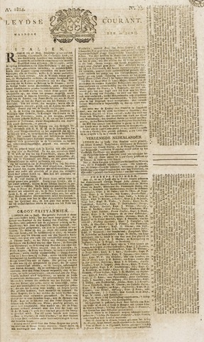 Leydse Courant 1814-06-20