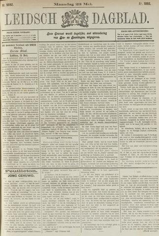 Leidsch Dagblad 1892-05-23