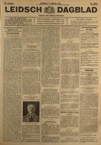 Leidsch Dagblad 1932