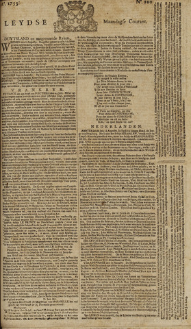 Leydse Courant 1753-08-20