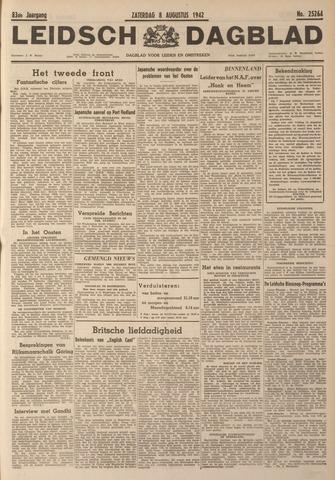 Leidsch Dagblad 1942-08-08