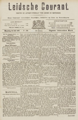 Leydse Courant 1887-07-25