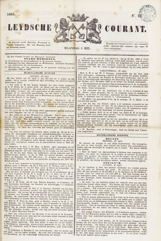 Leydse Courant 1865-05-01