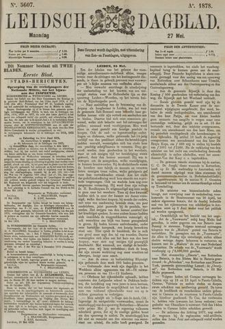 Leidsch Dagblad 1878-05-27