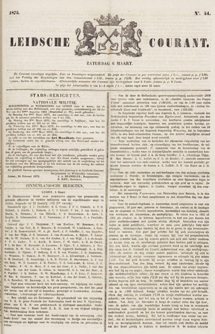 Leydse Courant 1875-03-06