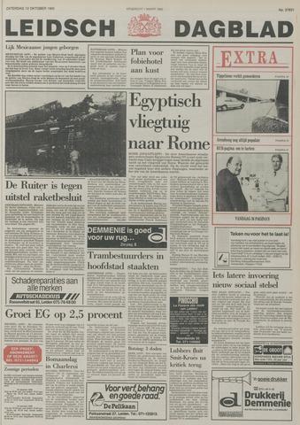Leidsch Dagblad 1985-10-12