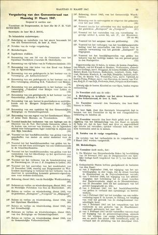 Handelingen van de Raad 1947-03-31