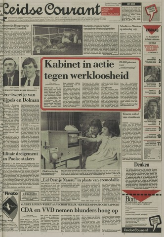 Leidse Courant 1988-08-30
